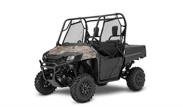 2021 Honda Pioneer 700 Deluxe at G&C Honda of Shreveport