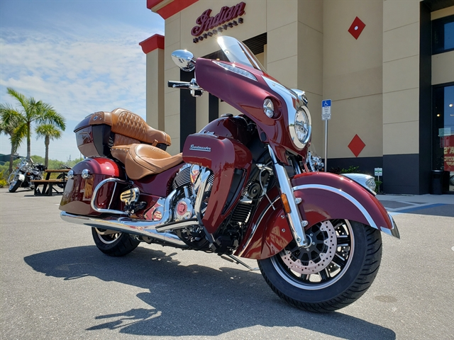2019 Indian Roadmaster Base at Fort Myers
