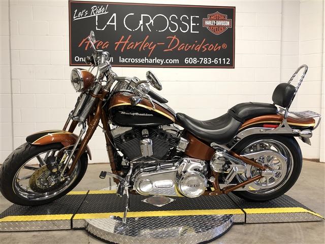 2008 Harley-Davidson Softail CVO at La Crosse Area Harley-Davidson, Onalaska, WI 54650