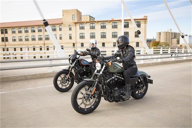 2021 Harley-Davidson Street XL 883N Iron 883 at Roughneck Harley-Davidson