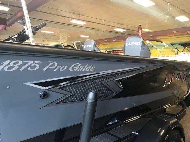 2019 LUND 1875 PRO GUIDE at Pharo Marine, Waunakee, WI 53597