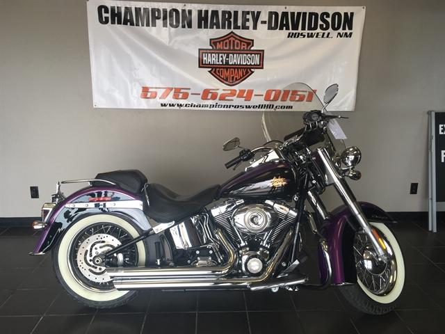2011 Harley-Davidson Softail® Deluxe at Champion Harley-Davidson