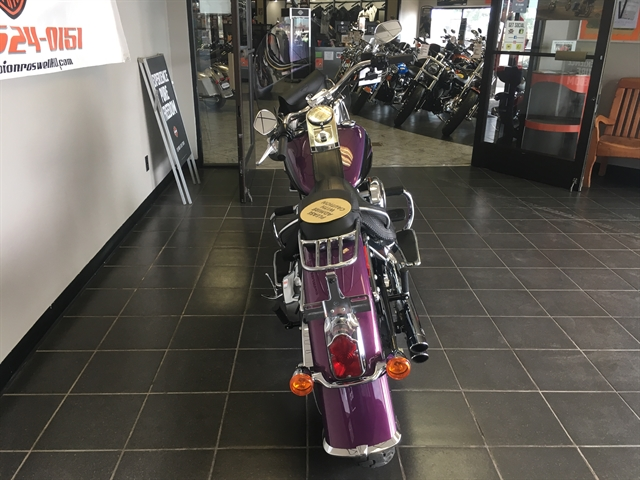 2011 HARLEY FLSTN at Champion Harley-Davidson