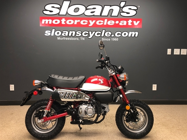 2020 Honda Monkey ABS at Sloans Motorcycle ATV, Murfreesboro, TN, 37129