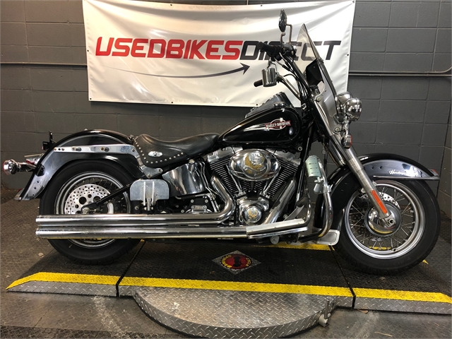 2007 Harley-Davidson Softail Heritage Softail Classic at Used Bikes Direct