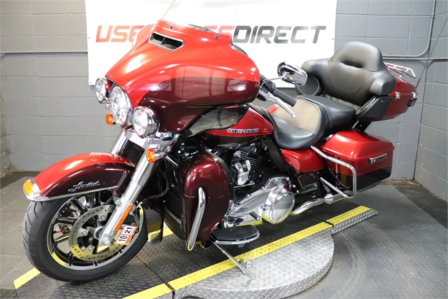 2018 Harley-Davidson Electra Glide Ultra Limited Low at Used Bikes Direct