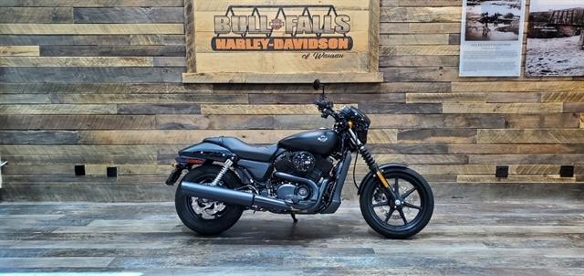 2015 Harley-Davidson Street 500 at Bull Falls Harley-Davidson