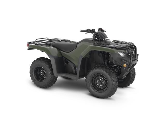 2020 Honda Rancher 4X4 4X4 at Bay Cycle Sales