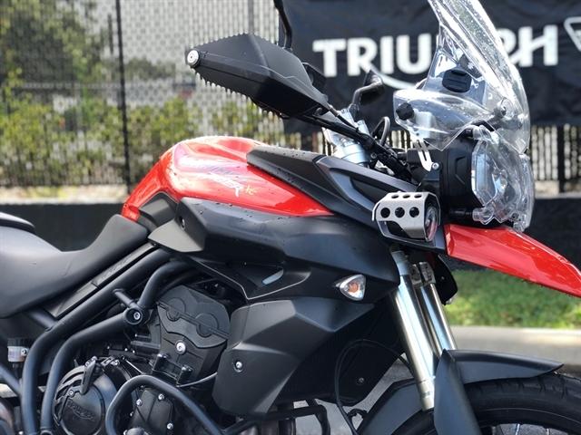2012 Triumph Tiger 800 XC ABS at Tampa Triumph, Tampa, FL 33614