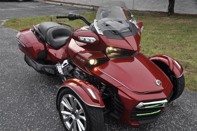 2016 Can-Am Spyder F3 Limited at Seminole PowerSports North, Eustis, FL 32726