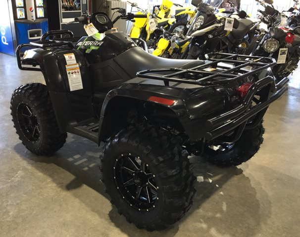 2018 Textron Off Road Alterra 700 VLX EPS at Lincoln Power Sports, Moscow Mills, MO 63362
