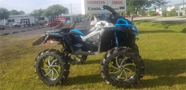 2016 Can-Am Outlander X mr 1000R at Powersports St. Augustine