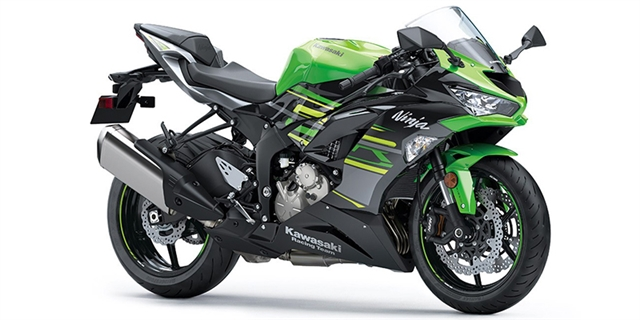 2019 Kawasaki Ninja ZX-6R ABS KRT Edition at Hebeler Sales & Service, Lockport, NY 14094