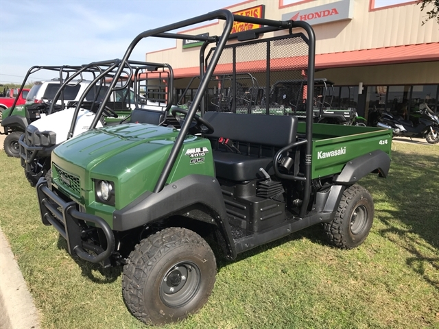 2020 Kawasaki Mule 4010 4x4 at Dale's Fun Center, Victoria, TX 77904