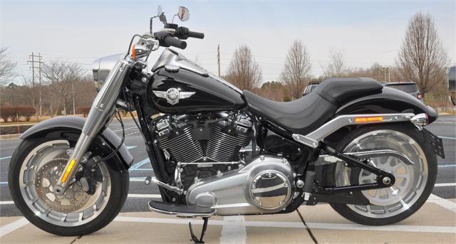 2018 Harley-Davidson Softail Fat Boy at All American Harley-Davidson, Hughesville, MD 20637