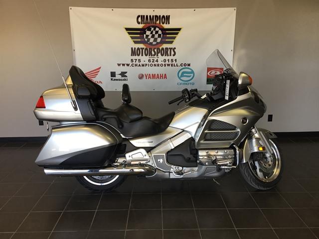 2015 Honda Gold Wing Audio Comfort Navi XM ABS at Champion Motorsports