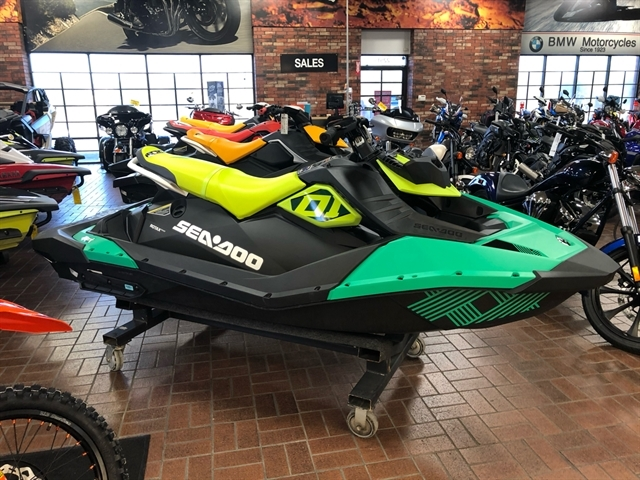 2021 Sea-Doo Spark 3-Up Rotax 900 ACE - 90 iBR, CONVENIENCE PACKAGE + SOUND SYSTEM at Wild West Motoplex