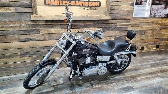 2007 Harley-Davidson Dyna Glide Wide Glide at Bull Falls Harley-Davidson