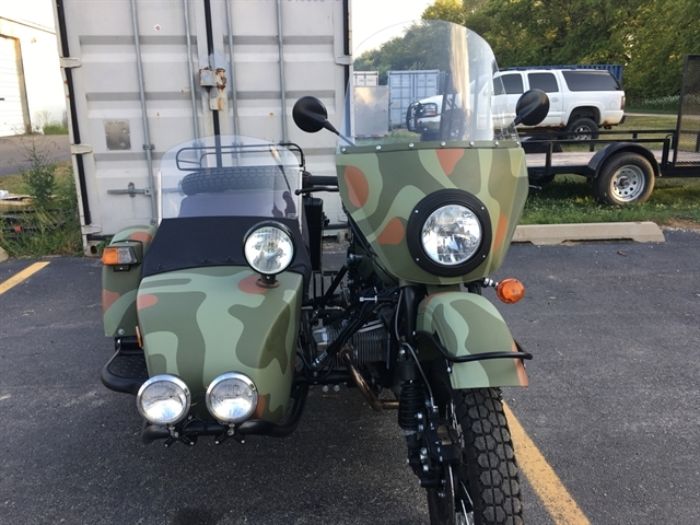 2015 URAL Gear Up at Randy's Cycle, Marengo, IL 60152