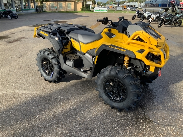 2021 Can-Am Outlander X mr 1000R at Jacksonville Powersports, Jacksonville, FL 32225