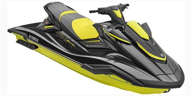 2021 Yamaha WaveRunner FX SVHO at Sun Sports Cycle & Watercraft, Inc.