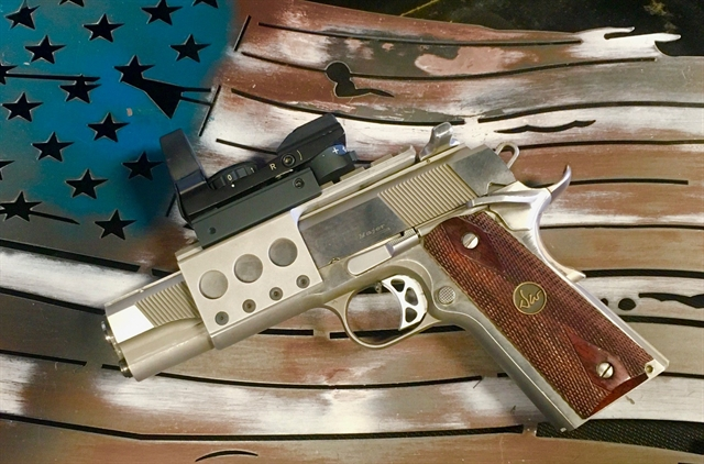 2001 Dan Wesson Firearms Pointman Major Series at Harsh Outdoors, Eaton, CO 80615