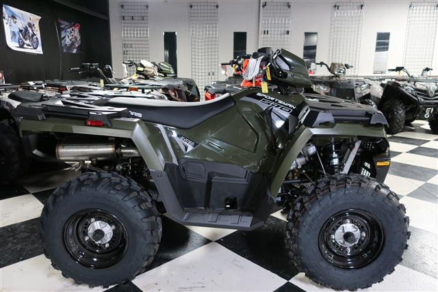 2019 Polaris Sportsman 570 EPS at Rod's Ride On Powersports, La Crosse, WI 54601