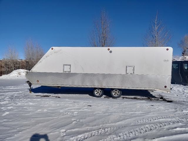 2014 R&R TRAILERS INC ENCLOSED TRAILER at Power World Sports, Granby, CO 80446