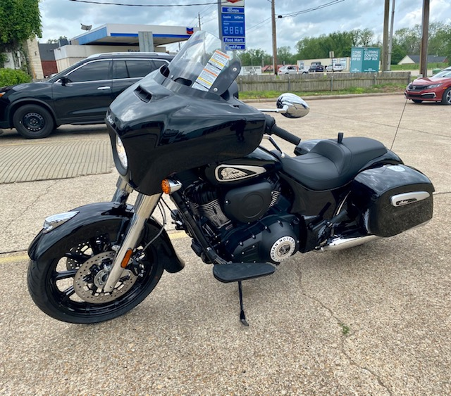 2021 Indian Chieftain Chieftain at Shreveport Cycles