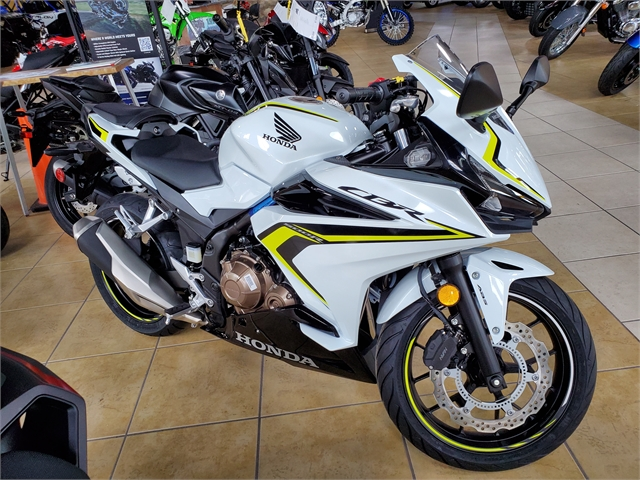 2021 Honda CBR500R ABS at Sun Sports Cycle & Watercraft, Inc.