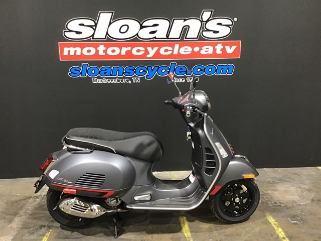 2020 Vespa GTS Supersport 300 HPE at Sloans Motorcycle ATV, Murfreesboro, TN, 37129