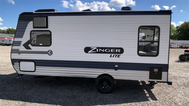 2021 CrossRoads Zinger Lite ZR18RD at Lee's Country RV