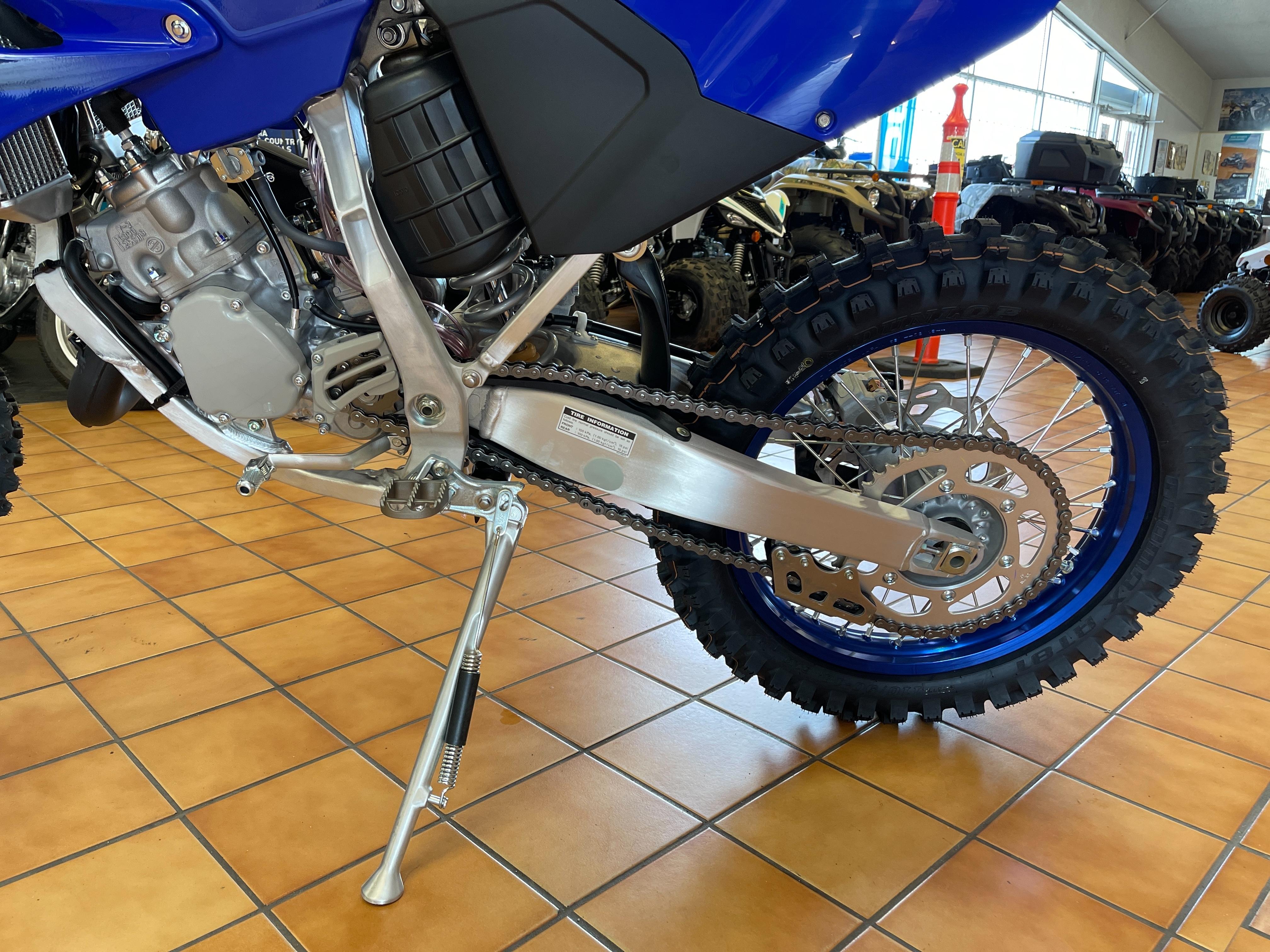 2022 Yamaha YZ 125X at Bobby J's Yamaha, Albuquerque, NM 87110