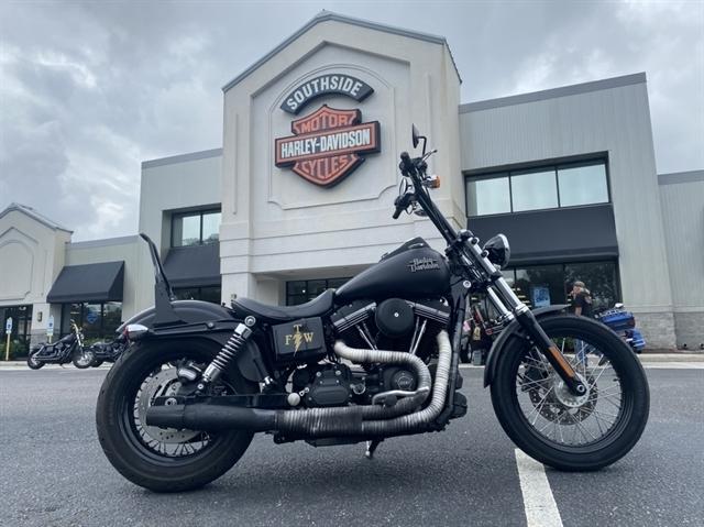 2017 Harley-Davidson Dyna Street Bob at Southside Harley-Davidson