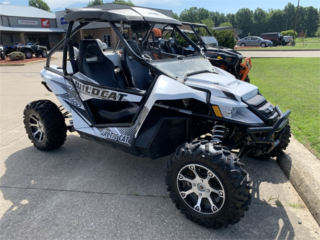 2015 Arctic Cat Wildcat X EPS at Southern Illinois Motorsports