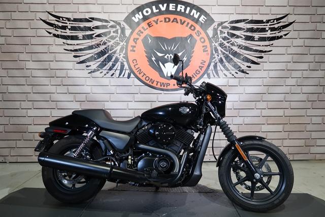 2015 Harley-Davidson Street 500 at Wolverine Harley-Davidson