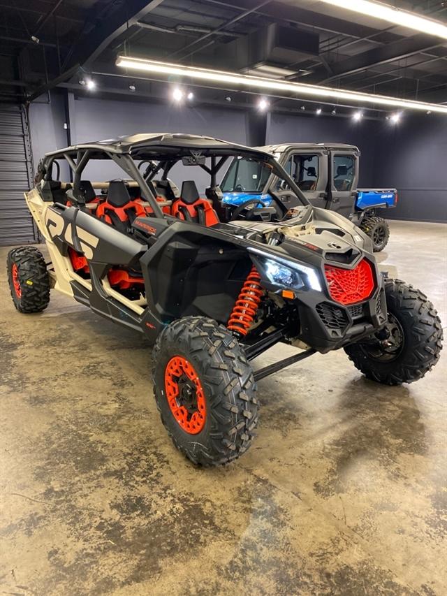 2021 Can-Am Maverick X3 MAX X rs TURBO RR With SMART-SHOX at Sloans Motorcycle ATV, Murfreesboro, TN, 37129