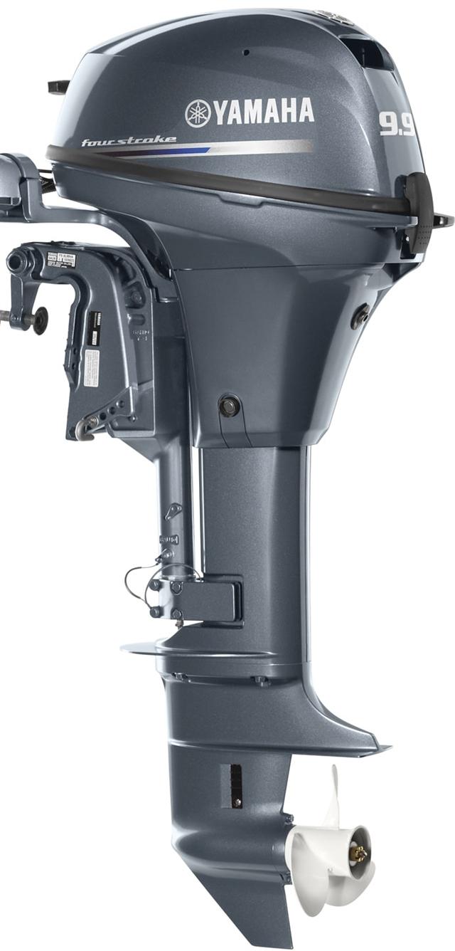 2017 Yamaha Outboard T9.9XPB at Kodiak Powersports & Marine