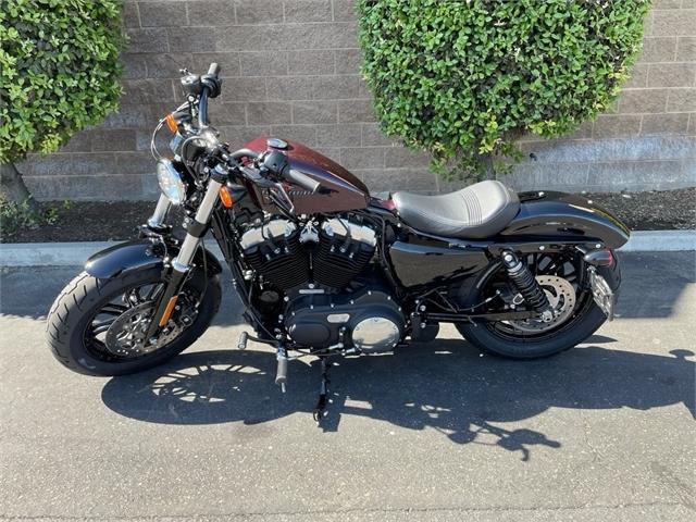 2021 Harley-Davidson Cruiser XL 1200X Forty-Eight at Fresno Harley-Davidson