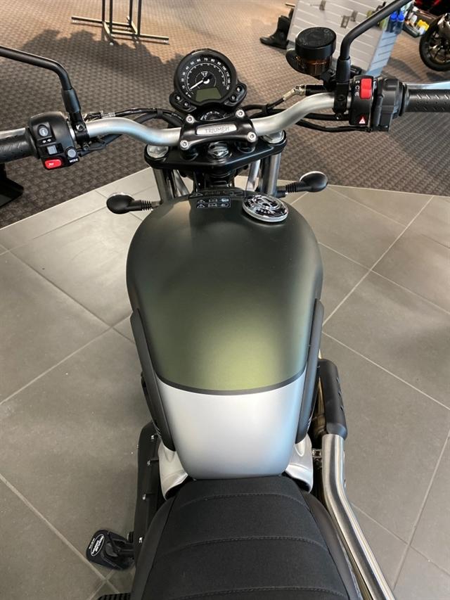 2019 Triumph Street Scrambler Base at Frontline Eurosports