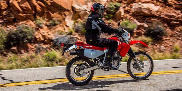 2019 Honda XR 650L at Wild West Motoplex
