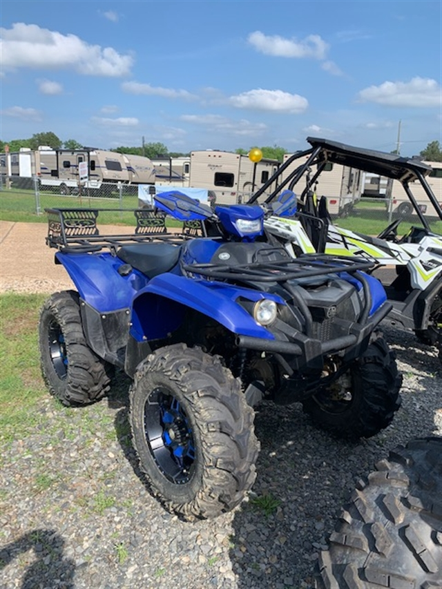 2017 Yamaha Kodiak 700 EPS at Campers RV Center, Shreveport, LA 71129