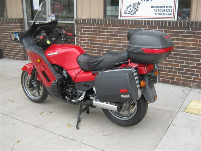 2000 Kawasaki ZG1000 Concours at Brenny's Motorcycle Clinic, Bettendorf, IA 52722