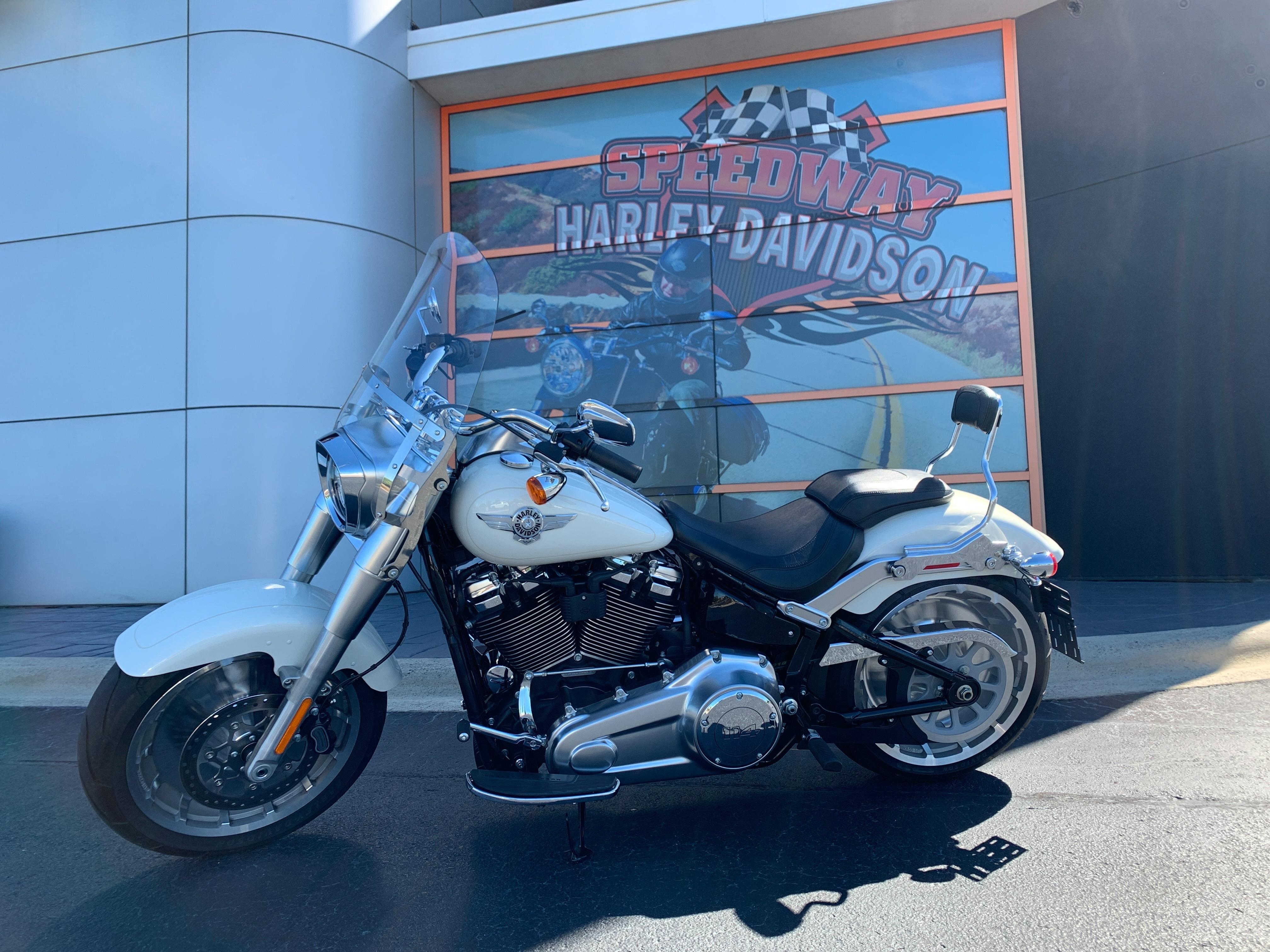 2018 Harley-Davidson Softail Fat Boy 114 at Speedway Harley-Davidson