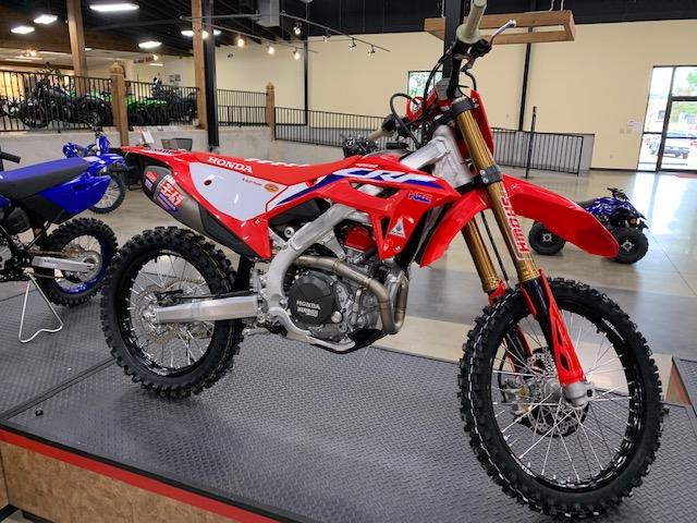 2022 Honda CRF 450RWE at Got Gear Motorsports