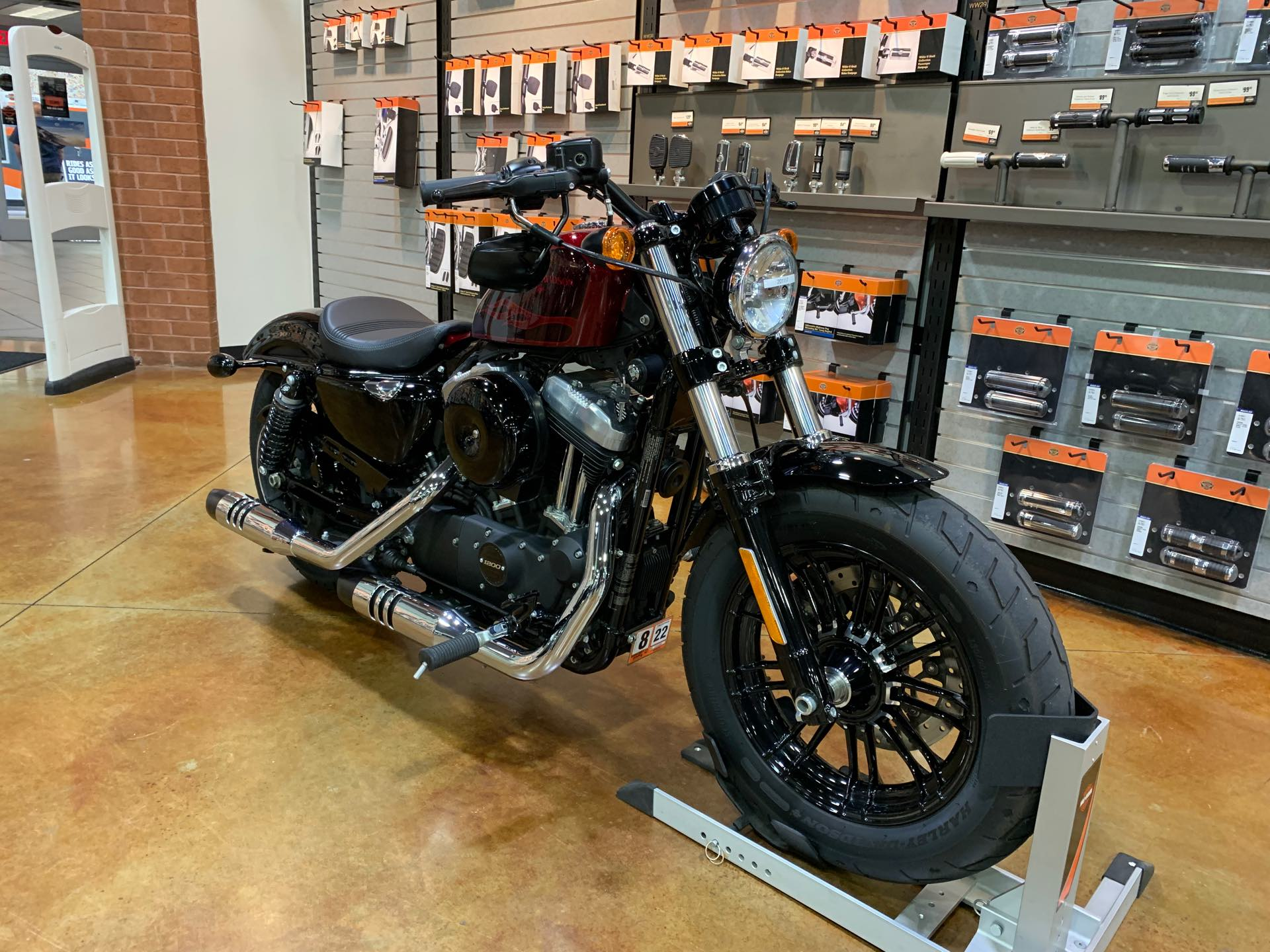 2017 Harley-Davidson Sportster Forty-Eight at Colonial Harley-Davidson