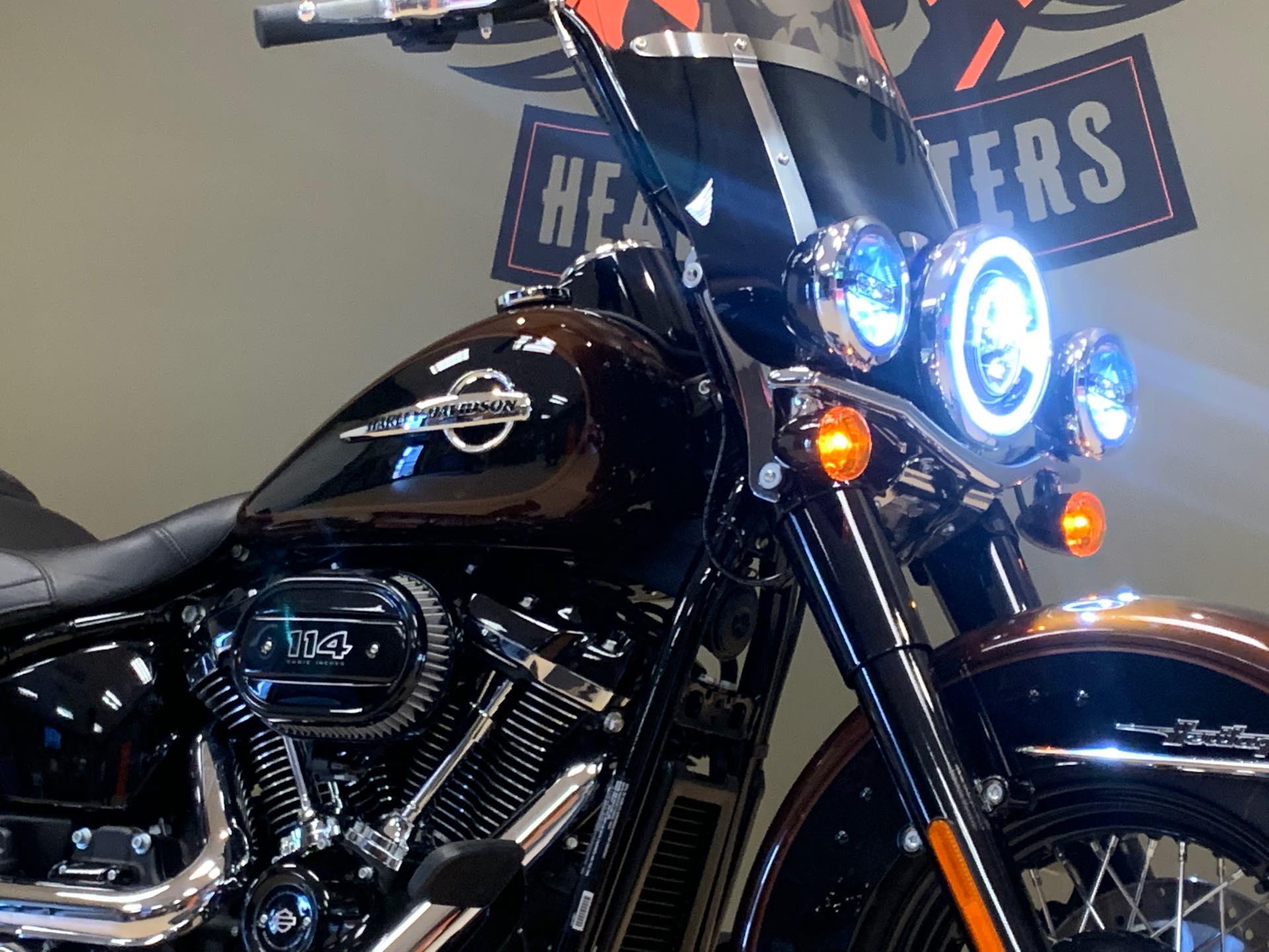 2019 Harley-Davidson Softail Heritage Classic 114 at Loess Hills Harley-Davidson