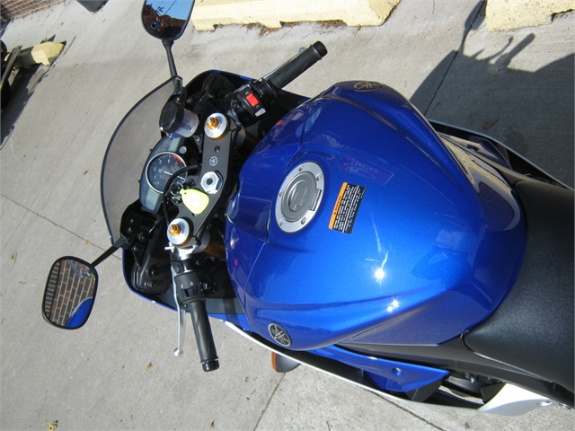 2016 Yamaha YZFR-6  R-6 at Brenny's Motorcycle Clinic, Bettendorf, IA 52722