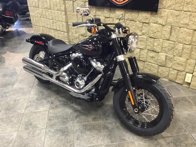 2020 Harley-Davidson Softail Slim at Iron Hill Harley-Davidson