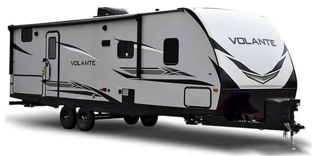 2021 CrossRoads Volante Travel Trailer VL32FB at Lee's Country RV